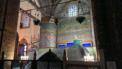 Maussoleum van Mevlana Rumi