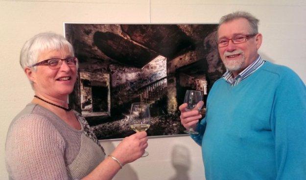 Urbexfotografie, Wil Westerweel en Marianne Visser van Klaarwater