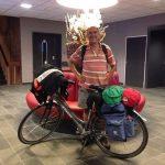 Adam van Donk: opgegeven door de artsen fietste hij door  Nieuw Zeeland