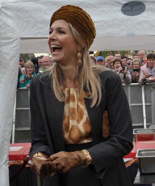 koningin Maxima, foto Peter Lasschuit