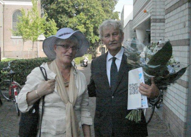 Een echte Amsterdammer. Dat is voor mij burgemeester Eberhard van der Laan. Op 2 augustus 2015 ontmoette ik hem bij Museum Jan van der Togt in Amstelveen tijdens een expositie van fotograaf Jan van Breda
