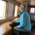 Willem Barentsz: zeilen van Enkhuizen naar Urk vv