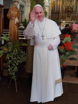 ''Zien'' toonde op 9/9 de arme kant van Haarlem en beantwoordde daarmee de oproep van paus Franciscus om ons meer te bekommeren om de verschoppelingen van de maatschappij