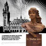 Bertha von Suttner: vredesactiviste gaf aanzet tot Vredespaleis Den Haag
