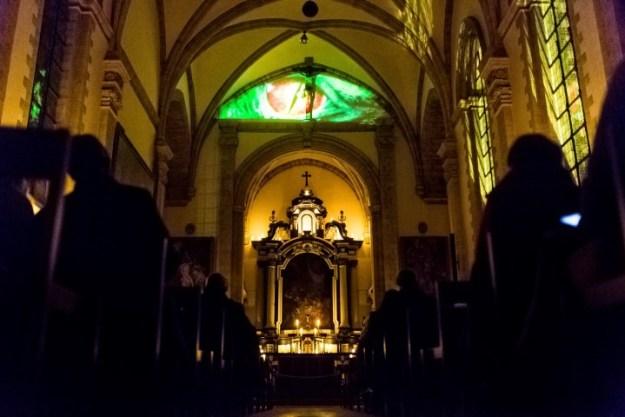 De kapel van Alden Biesen