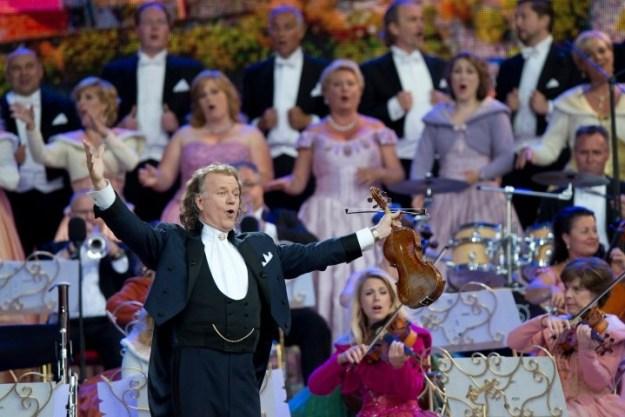 30 jaar André Rieu en het Johann Strauss Orkest,, 10x Concert op het Vrijthof , zomer 2017