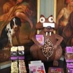 Chocola proeven in Antwerpen met Bert van Thilborgh