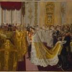 Tsaar Nicolaas II; door God geroepen, maar werd door de pers verguist