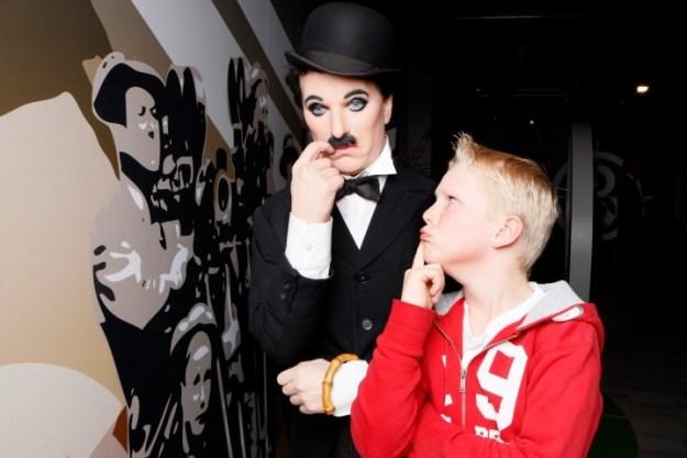 21 attracties, Club van Elf, Madame Tussauds