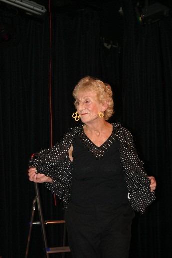 Jacquelien de Savornin Lohman, Elderly blues