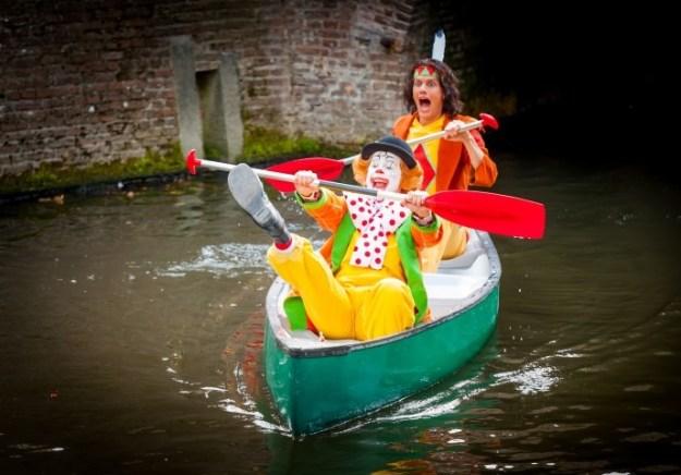 Pipo de Clown, Nieuwpoort, foto Ton de Bruin