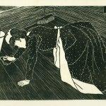 Escher en zijn grote verdriet om  joodse leermeester Samuel De Mesquita