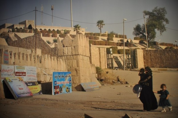 Prins Clausfonds helpt Irak. Foto: . Nebi Yunus, Rijksmuseum van Oudheden, ''Niniveh, hoofdstad van een wereldrijk, t/m 25 maart 2018