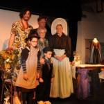Huizer Museumen klederdrachten rond de Zuiderzee