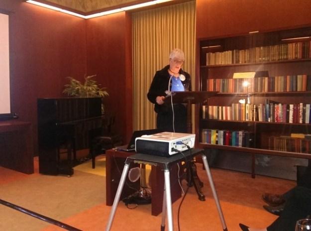 Over Het geloof van Oranje: 8 november 2017, lezing bij Sociëteit De Witte in Den Haag