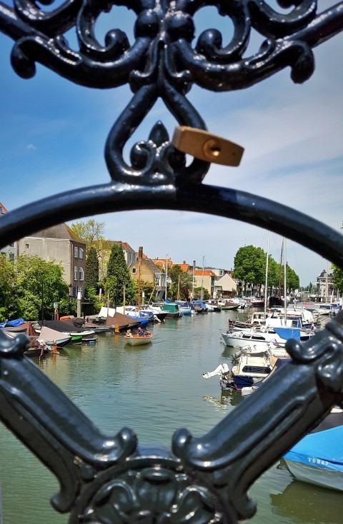 Dordrecht, wijnhaven