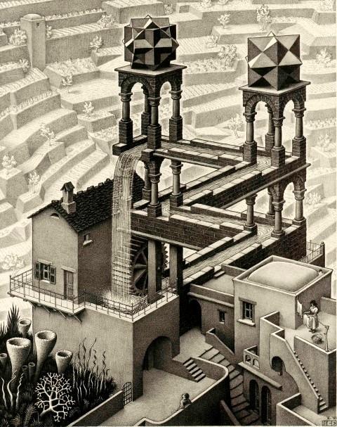 All M.C. Escher works © 2018 - The M.C. Escher Company – the Netherlands. All rights reserved. www.mcescher.com