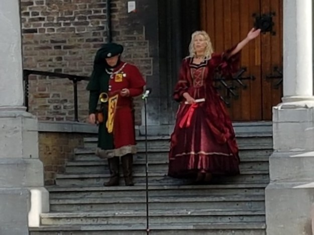 Hollands Historisch Festijn, Angelique Schipper