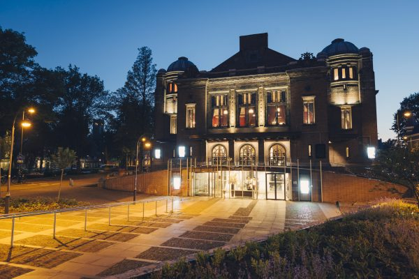 Stadsschouwburg Haarlem, Lampe