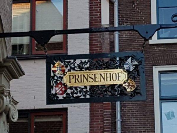 Kloosterstad Haarlem, Prinsenhof v/h klooster van de Dominicanen