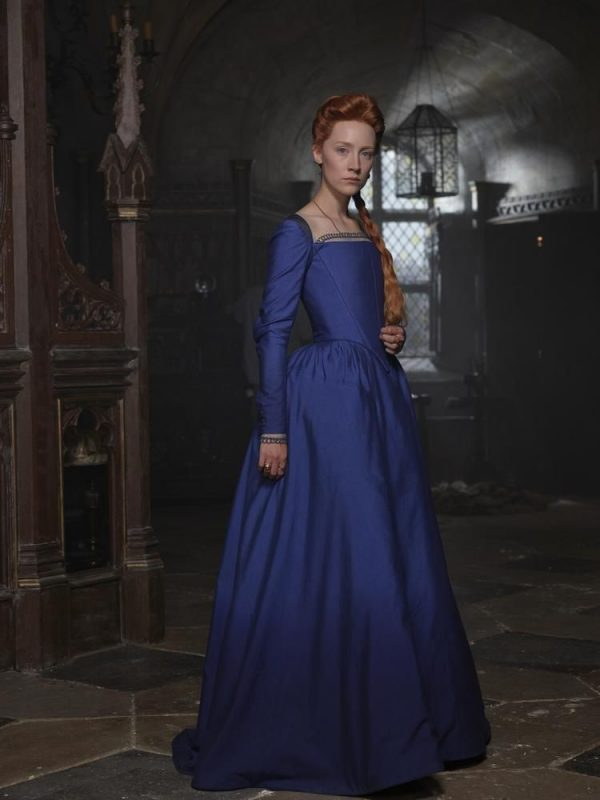 Mary Stuart (Saoirse Ronan)