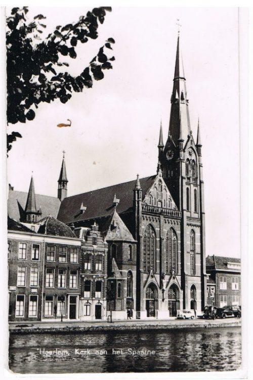 Spaarnekerk, Haarlem