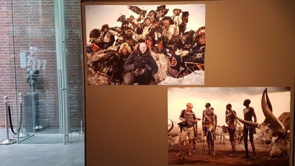 Fotografiemuseum Maastricht, expositie Jimmy Nelson