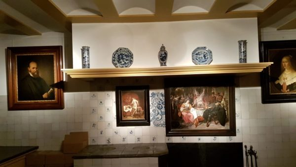 Bredius Museum, keuken