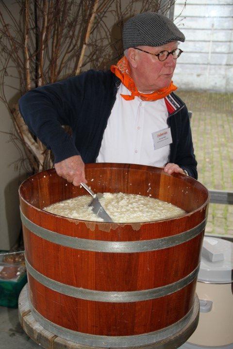 Oude Hollandse Waterlinie, oriëntatiefestival, markt, kaaspakhuismuseum Woerden, foto Han Geijp