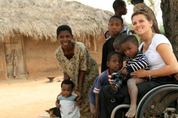 Monique Velzeboer, foto Monique Velzeboer Foundation