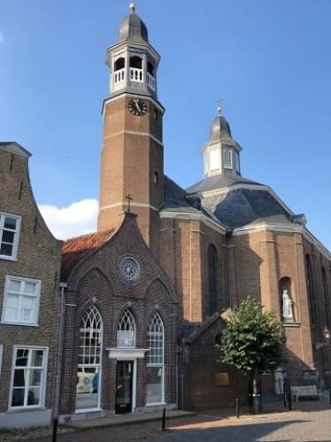 Dankzij Loterijfonds Ravenstein kreeg Ravenstein haar Luciakerk