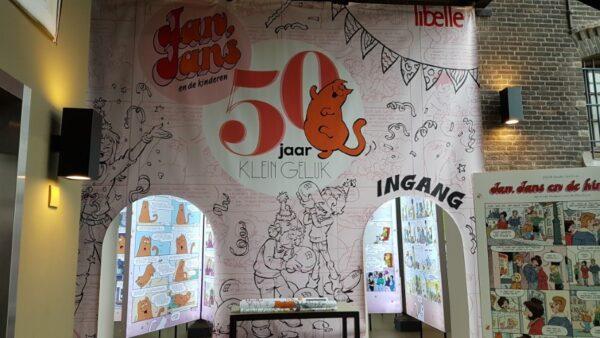50 jaar Jan, Jans en de kinderen