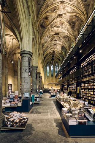 Lockdown Horeca, Lekker500 2021 zet Maastricht in de schijnwerper, Dominicanenkerk. Credits: Maastricht Marketing Hugo Thomassen