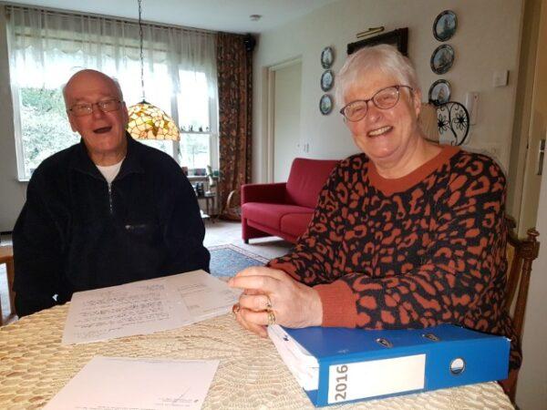 Sjaak van Vught van ANBO Raad en Daad helpt met zijn jarenlange praktische ervaring anderen op weg
