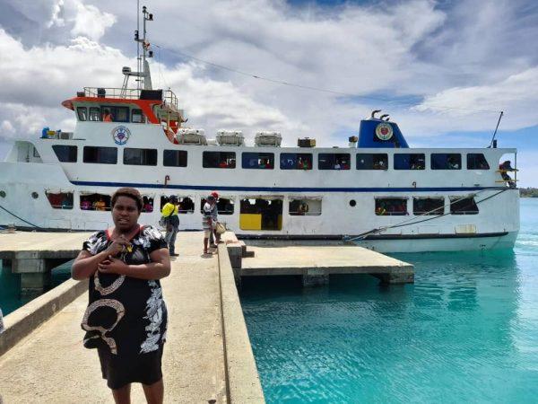 Martelaren Bismarck Archipel, Kavieng, 4 september 2021