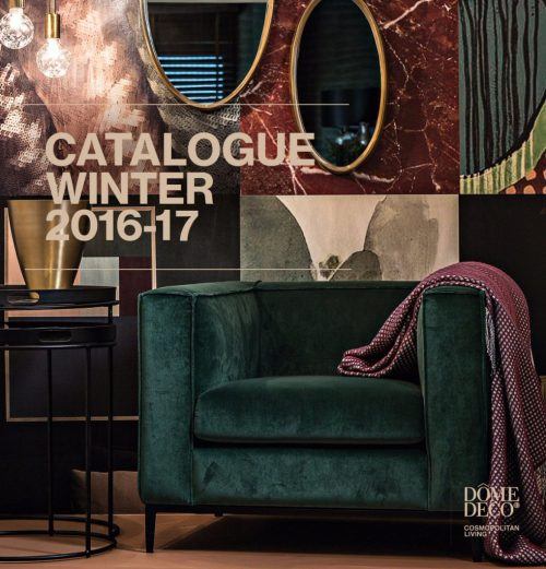 Woongeluk | Alma Tadema | Winter catalogue Dome Deco 2017