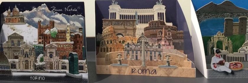 Van bidprentjes naar 3d kaarten voor het museum.