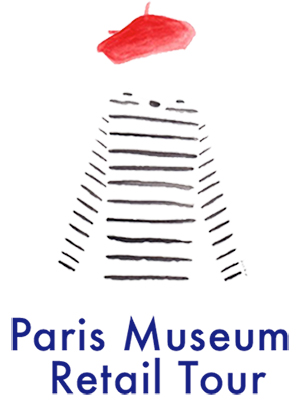 8 en 9 september: de Paris Museum Retail Tour.