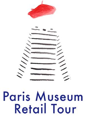 8 en 9 september: de Paris Museum Retail Tour.