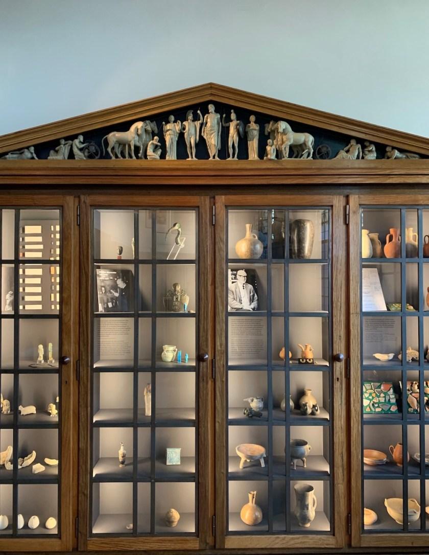 Allard Pierson inrichten museumwinkel