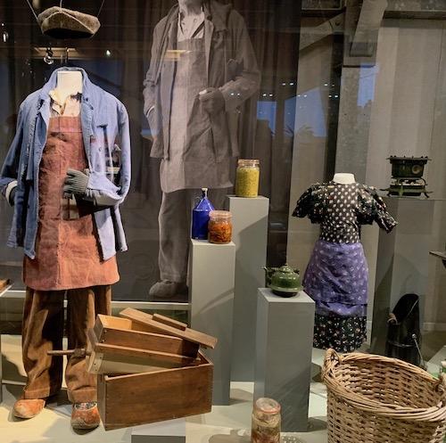 Noord-Veluws Museum inrichten museumwinkel