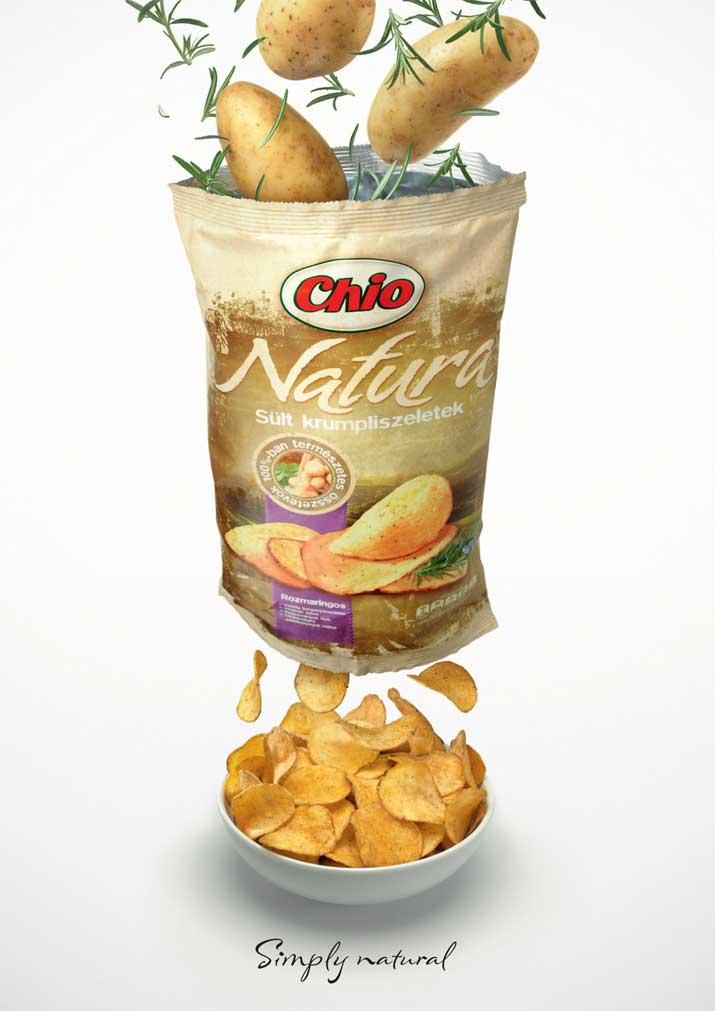 Food Advertenties In Tijdschriften Culy Nl