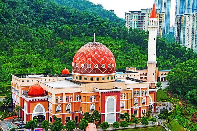 Farklı Bir Cami Mimarisi