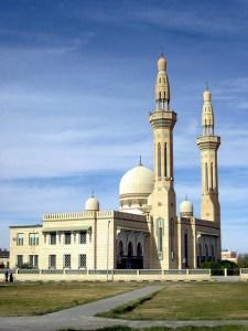 İki Minareli Cami