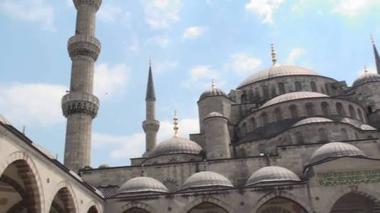 Sultanahmet Cami Ezan Sesi