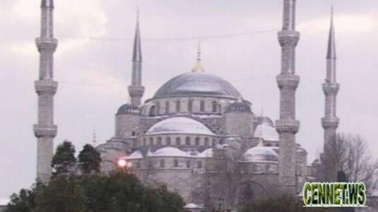 Sultanahmet Cami Sabah Ezanı