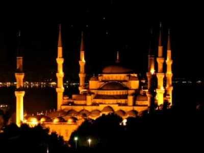 Sultanahmet Cami Yatsı Ezanı