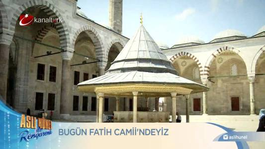 Fatih Camii Belgesel