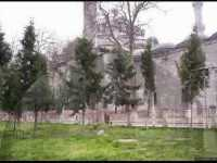 Sultanahmet Camisinin Yapımı