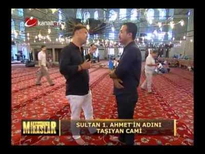 Sultanahmet Camisi ve Külliyesi